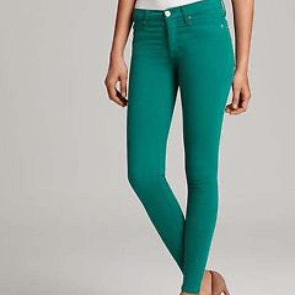 Hudson Jeans Denim - Hudson Nico Supper Skinny Midrise Jeans